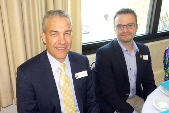 Frank Baylis, MP for Pierrefonds-Dollard
